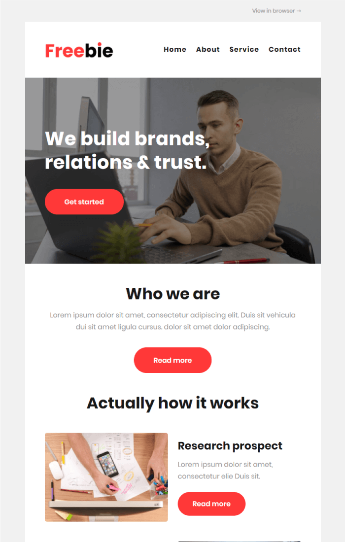 Freebie Agency
